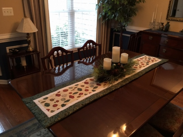 Table Runner An Easy Way To Add Color Amp Style To Rooms