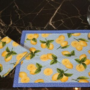 Handmade Placemat & Napkin Sets