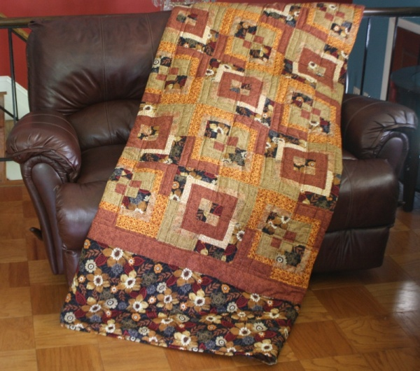 Handmade Quilted Comforters