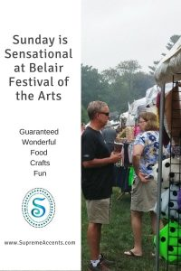 Sunday's Sensational at Belair Festival of the Arts Cover