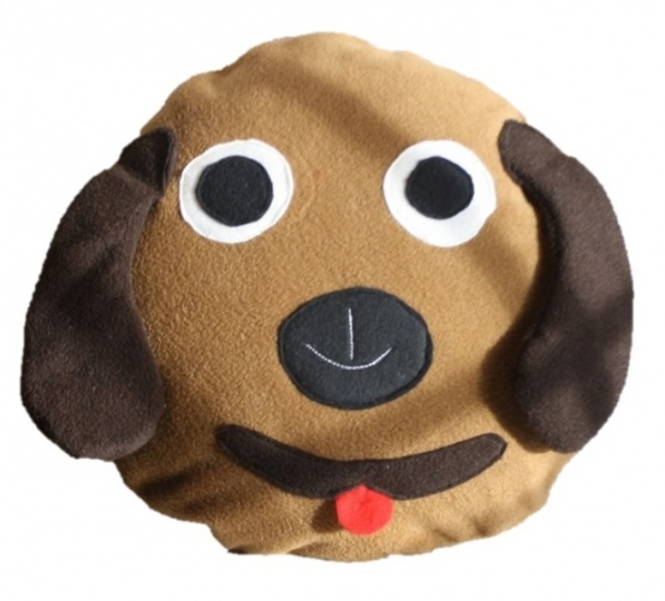 Supreme Accents Zeek Puppy Pillow