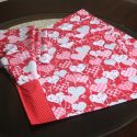 Supreme Accents Valentine Place mat Set
