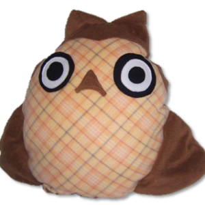 Supreme Accents Handmade Ozzie Owl Pillow
