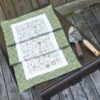Supreme Accents Handmade Gardening Table Runner