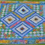 Supreme Accents Kasarna Handmade Quilt