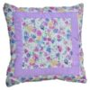Supreme Accents Spring Blooms Accent Pillow Lavender